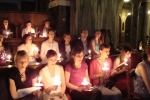 JCFL Choir - Pauline Prayer Vigil, Westminster Cathedral (June 2009)