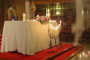 JCFL Prayer Vigil - Holy Apostles Pimlico