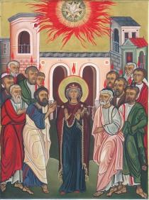 Pentecost (No Borders)